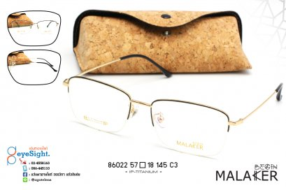 glasses MALAKER 86022 57[]16-145 C3